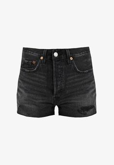 Levi's® 501 HIGH RISE SHORT - Denim shorts