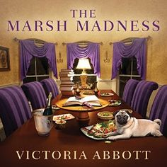 The Marsh Madness: Book Collector Mystery Series, Book 4