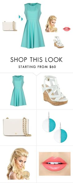 """""""Untitled #46"""" by sara-tadic-1 ❤ liked on Polyvore featuring Pinko, GUESS, Tory Burch, Michael Kors and Fiebiger"""