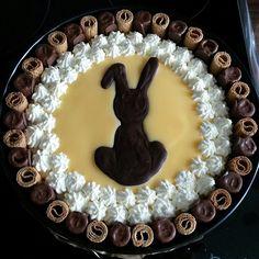 Traumhafte Eierlikör - Sahne Torte