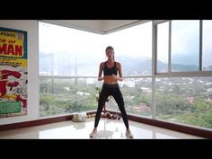 800 CALORIE Workout! #SUPRACHALLENGE - YouTube