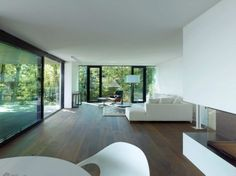 Modern Contemporary Residential Building L'Ermitage by Andrea Pelati Architecte and Ipas Architectes 3