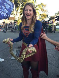 Supergirl - Melissa Benoist