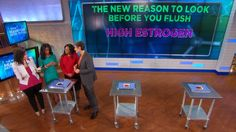 What Your Period Reveals About Your Health, Pt 1: You look at your poop and pee before you flush, and now Dr. Oz wants you to look at something else: your period! Learn how the...