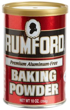 Rumford Aluminum Free Baking Powder, 8.1-Ounce Canisters (Pack of 6) -- You can find out more details at the link of the image.