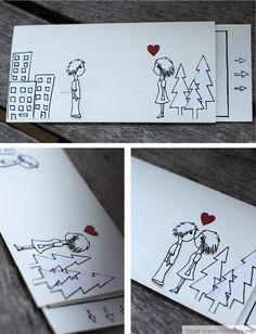 kleiner Liebesbeweis