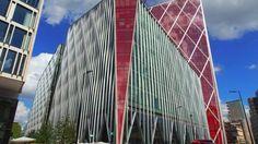 "London's Nova Victoria building described as ""a hideous mess"" takes Carbuncle Cup for worst building. Victoria Building, London Landmarks, London England, Britain, Skyscraper, Nova, Multi Story Building, Fair Grounds, Real Estate"