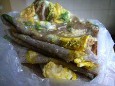 Jian bing.. beijing street food