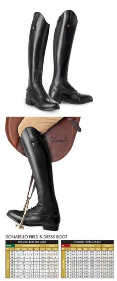 Other Riding Boots and Accs 46076: Tredstep Donatello Equestrian ...