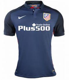 Nueva camiseta del Atlético Madrid 2015 2016