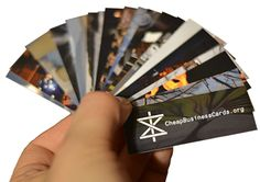 Great place to go for information on the best deals for cheap business cards on the Internet!