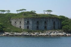 Fort Scammel Casco Bay, Portland Maine, Discovery, Trip Advisor, United States, Tours, Sea, Photo And Video, Water