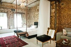 Trieste luxury suite neve tzedek | Airbnb Mobile