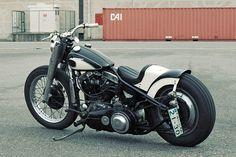1957 Harley Panhead