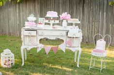 Vintage Rose Tea Party