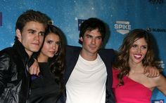 Ian Somerhalder Photos Photos - Guests Arriving At Spike TV's 2009 Scream Awards - Zimbio