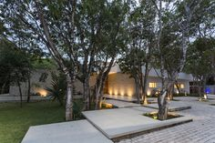 Gallery of House Between Trees / AS Arquitectura - 20