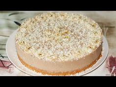 Муссовый банановый торт-суфле (чизкейк) | Вкусная Еда-Да-Да!