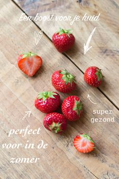 Foodfacts: Aardbeien | TGH Magazine