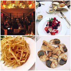 Jantando com as estrelas: 4 restaurantes em Paris pra encontrar os famosos