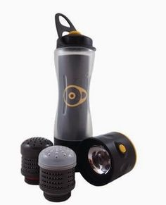 Collection of 'Useful Gadgets For Living Anywhere' from all over the world.