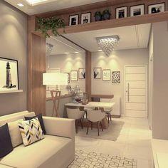 La imagen puede contener: mesa e interior Home Room Design, Living Room Decor Apartment, Living Room Designs, Apartment Living Room, Apartment Design, House Interior, Apartment Decor, Home Deco, Apartment Interior