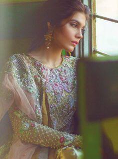 Zara Shahjahan, Rahgeer (Traveller), F/W 2015 - High Fashion Pakistan