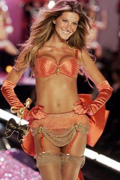le top-model brésilien Gisele Büdchen