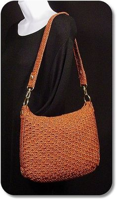 Ravelry: Royale bag, free pattern by Mona Modica ~k8~