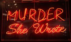 My Soul Is Raining Clothes: 'Murder, She Wrote' re-imagined by Stephen Webster