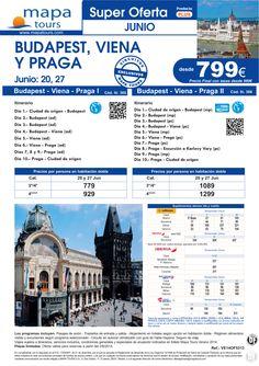 Budapest, Viena y Praga salidas 20 y 27 Junio **Precio Final desde 989** ultimo minuto - http://zocotours.com/budapest-viena-y-praga-salidas-20-y-27-junio-precio-final-desde-989-ultimo-minuto-3/