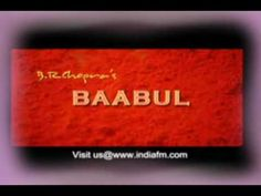 Kasu- Baabul Movie Trailer✿⊱╮