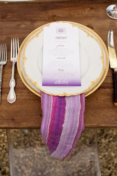 Tuscany Inspiration Shoot by Mike Larson Photographers, Inc. | Style Me Pretty