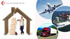 Ocean care Forwarders provides the all mode of transportation- land freight, air freight, ocean freight at best price.