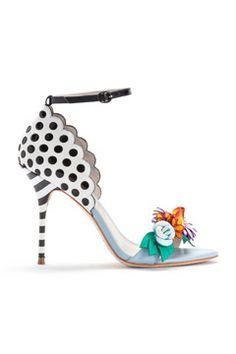 Sophia Webster spring 2014 shoes