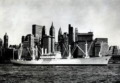 Cap San Diego, Maritime Museum, Rotterdam, See Photo, South America, New York Skyline, Ms, Sailing, German