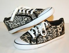 'COACH-Barrett Cheetah Leopard Sneakers-9' is going up for auction at  5pm Thu, Sep 12 with a starting bid of $70.