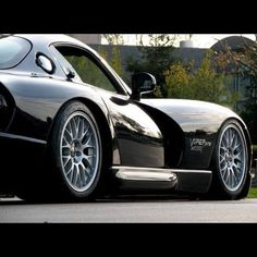 If I win the lottery, I want a Dodge Viper, although someone told me they aren't practical. *sigh*