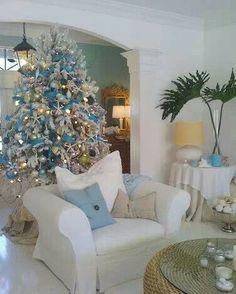 A Blue Christmas!