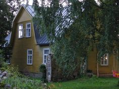 Old cottage in Estonia