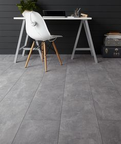 Indus Concrete™ | Topps Tiles
