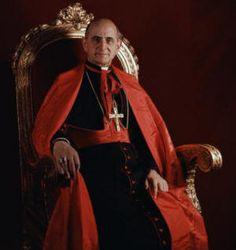 MONTINI GIOVANNI BATTISTA (1978 ag. 6 a Castelgandolfo 80enne, sepolto alla Sacre Grotte di S.Pietro in Vaticano – creato da Giovanni XXIII nel 1958 dic. 15); di Concesio (1897) – Arcivescovo di Milano; Silvestro e Martino ai Monti, 1958 dic. 15; PAOLO VI eletto nel 1963 giugno 21.