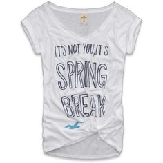 Hollister Co West Street T-Shirt ($12) ❤ liked on Polyvore