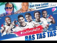 Ras Tas Tas James Rodríguez Vive el fútbol de otra manera con Pepsi Futboléate - YouTube