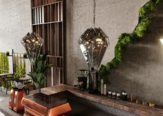 VWArtclub - Yard Specialty Coffee Rise Cafe, Modern Family House, Coffee Shop Interior Design, Warm And Cool Colors, Tropical Style, Villa Design, White Gardens, Luxurious Bedrooms, Restaurant Design