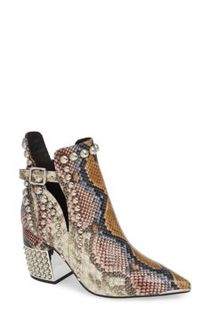 097cf4bbdf5d Great for Jeffrey Campbell Rylan Bootie (Women) Women Fashion Boots.    239.95