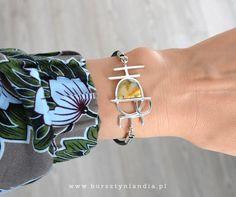 Amber bracelet HOPE -> https://bursztynlandia.pl/k/27/kolekcja-feelings