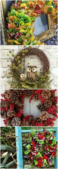 15 Wreaths You Have to Craft This Fall