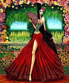 """""""Primavera"""" de Carlos Andino @ VirtualGallery.com"""