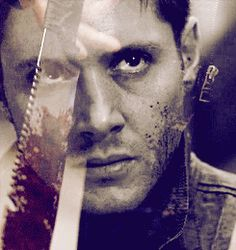 [gif] Vampire Dean, 6x05 Live Free and Twi Hard